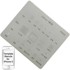 20-in-1 BGA Template Stencils for iPhone 5 Cell Phone Reballing Tool
