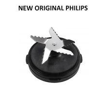 Black Jar Blade Knife Unit + Sealing Ring For Philips Viva Collection Blender