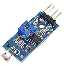 Capteur de lumière module photoresistor photosensibles pour Arduino