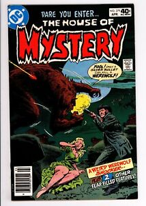 House of Mystery 279 - Bronze Age Horror - High Grade 9.0 VF/NM