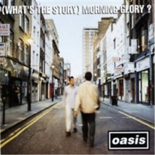 """Oasis-(What's the Story) Morning Glory? Vinyl / 12"""" Album NEW"""