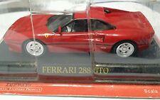 1/43 Superbe Ferrari 288 GTO Neuve sous blister IXO 1/43