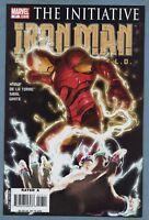 Iron Man #17 2007 Marvel [The Initiative] m