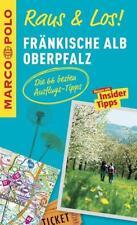 MARCO POLO Raus & Los! Fränkische Alb, Oberpfalz UNGELESEN statt 12,99 nur ..