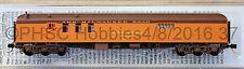 N Scale  MICRO-TRAINS 148 00 120 MILWAUKEE ROAD 70' Heavyweight Mail Baggage Car