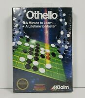 Othello (Nintendo Entertainment System NES, 1988) New, Factory Sealed
