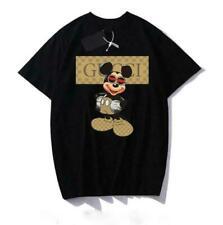 HOT Funny Womens Men Short Sleeves Cotton Tops Printed T-shirt 2020 UK