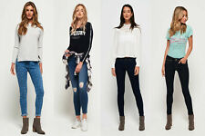 Superdry Womens Cassie Skinny Jeans