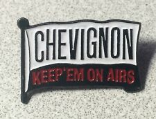 CHEVIGNON ~ Keep Em On Airs ~ Tate Lapel Hat Pin