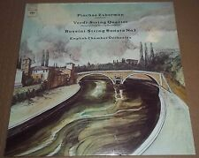 Pinchas Zukerman conducts VERDI/ROSSINI - Columbia M 32221 SEALED