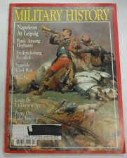 Military History Magazine Napoleon At Leipzig February 1989 071615R2