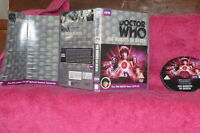 doctor who - the robots of death - dispatch in 24 hours - Dr Who  Tom Baker BBC