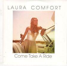 (EJ577) Laura Comfort, Come Take A Ride - 2014 DJ CD