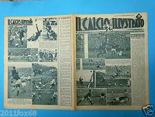 1946 il calcio illustrato n. 46 torino bologna genoa juventus lazio sampdoria gq