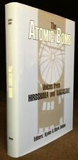 1989 1st Edition The Atomic Bomb Voices From Hiroshima and Nagasaki WWII HBDJ
