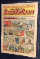 Coeurs Vaillants n°43 .Année 1947 nouvelle série