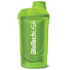 BIOTECH USA SHAKER WAVE 600 ML Colore Verde