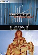 "HINTER GITTERN DER FRAUENKNAST ""STAFFEL 8"" 6 DVD NEU"