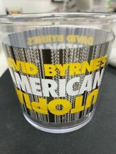 David Byrnes American Utopia Broadway Sippy cup 3'0 tall
