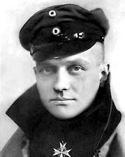 New 8x10 World War I Photo: Red Baron Manfred von Richthofen, German Flying Ace