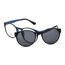 Magnet Clip on Sunglasses Outdoor Polarized Driving Glasses RX Eyeglasses Frame