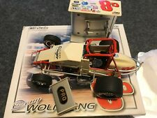 R&R Sprint Cars 1989 #8D Doug Wolfgang DP Motorsports 1:18 Scale Sprint Car