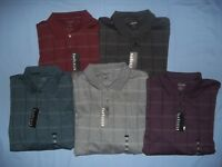 VAN HEUSEN MEN'S CASUAL LONG SLEEVE SHIRT NWT - 4089