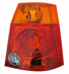 RH Right Passenger Tail lamp light Lens/Housing fits 2005 2008 Chrysler Pacifica