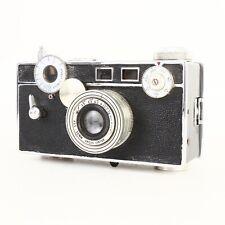 """* Argus C3 Pre War """"Brick"""" Rangefinder Camera"""