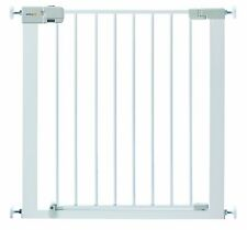 Safety 1st Simply-Close Pressure Fit Metal Stair Gate Baby Toddler Extending New