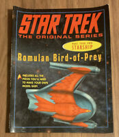 Star Trek The Original Series Make Your Own Starship Romulan Bird of Prey