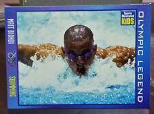 Matt Biondi card Olympic Legend Sports Illustrated for Kids