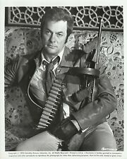 "TONY CURTIS in ""You Can't Win 'Em All"" Original Vintage Photo 1970 PORTRAIT"