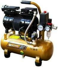 Compact, oil-free, 550W compressor Aflatek Silent10-1 EXC