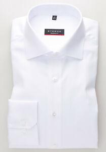 "Eterna -Hemd  ""Modern Fit"" -weiß-   -Bügelfrei- Blickdicht"