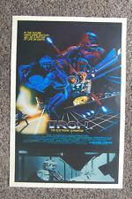 Tron #2 Lobby Card Movie Poster Jeff Bridges