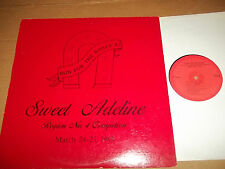 SWEET ADELINE LP RUN FOR THE ROSES 1983 REGION 4 COMPETITION PRIVATE PRESSING EX