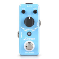 New Donner Tutti Love Pure Analog Chorus Guitar Effect Pedal gental&plump 9V DC