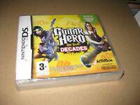 Guitar Hero On Tour Decades Nintendo DS Ausgabe Spanisch Ovp Neue