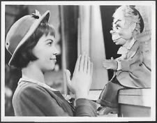 ~ Leslie Caron Lili Mel Ferrer Original TV Promo Photo Puppets Musical R1967