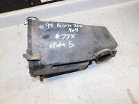 kawasaki KVF300 prairie 300 air filter cleaner box housing 1999 2000 2001 2002
