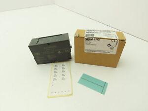 Siemens 6ES7 138-4DE02-0AB0 SIMATIC S7 Counter Module