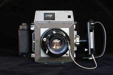 Mamiya Super 23 Press Camera with 100mm f/3.5 lens and accessories