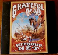 GRATEFUL DEAD CDx2 WITHOUT A NET / LTD PAPERSLEEVE JAPAN 2000