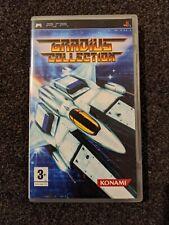 GRADIUS COLLECTION - Konami - UK SONY PSP - with manual.