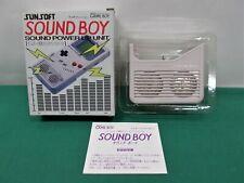 GB -- Sound Boy - Sound Power Up Unit -- Boxed. Game Boy, Japan. Sunsoft. 12095