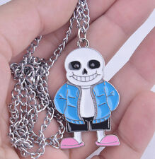 Hot Game Undertale Sans Papyrus Necklace Pendant Cosplay Accessories Gift Otaku