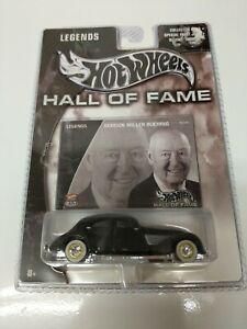 Hot Wheels Hall of Fame Legends 810 Cord Gordon Miller Buehrig 1998 Black