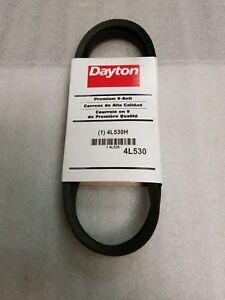 Dayton 4L530H V Belt