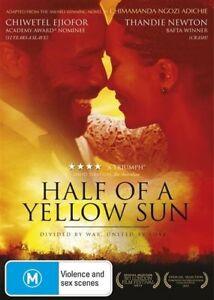 Half Of A Yellow Sun DVD 2013 Romance Love Movie